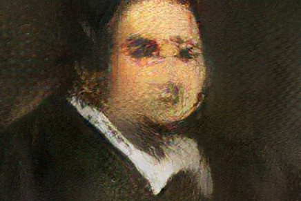 A portrait created by AI just sold for $432,000. But is it really art?