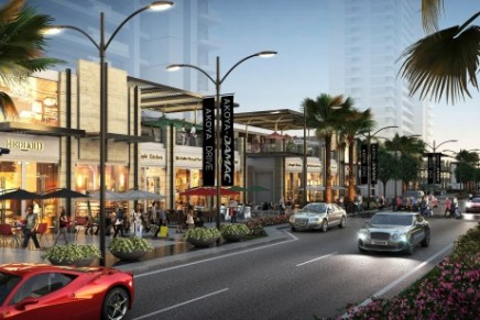 The most expansive shopping experience in Dubai