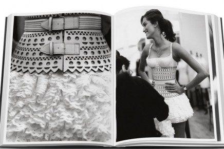 Alaïa Collector's Book – an in-depth view of the secret alchemy that goes into a fashion show