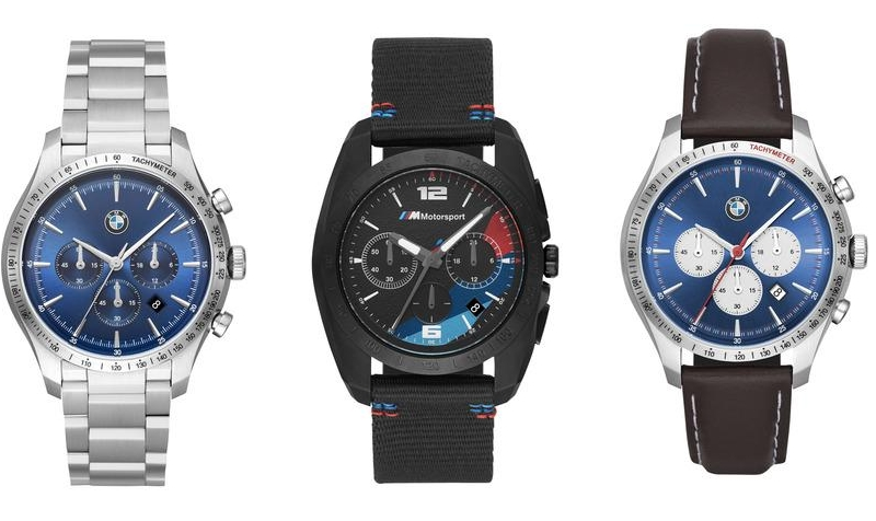 ALL-NEW BMW WATCH COLLECTION