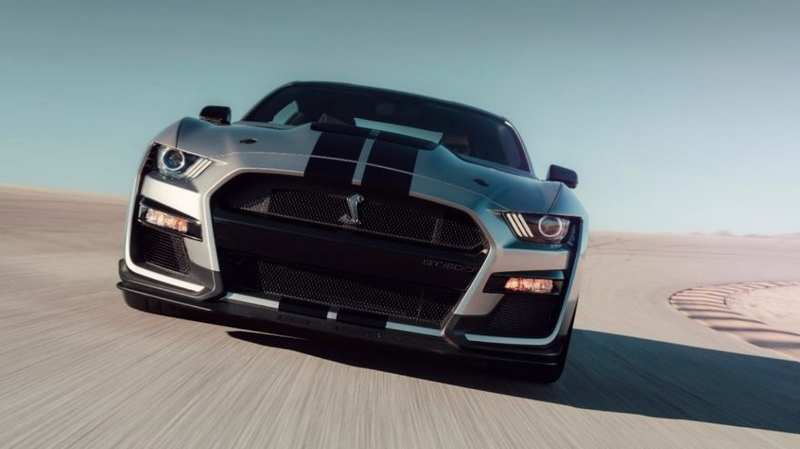 ALL-NEW SHELBY GT500 IS THE MOST ADVANCED MUSTANG EVER FOR STREET, TRACK OR DRAG STRIP