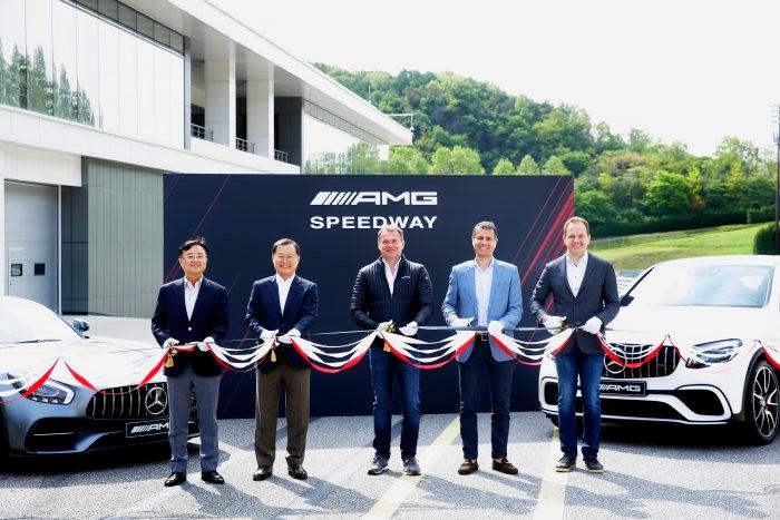 AMG Speedway SKorea-opening