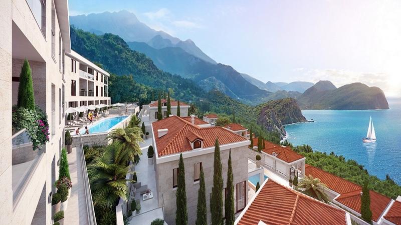 ANANTI Resort, Residences & Beach Club - Rezevici, Budva