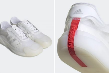 A+P Luna Rossa 21: New Prada x Adidas sneakers are at home on streets and yacht decks alike