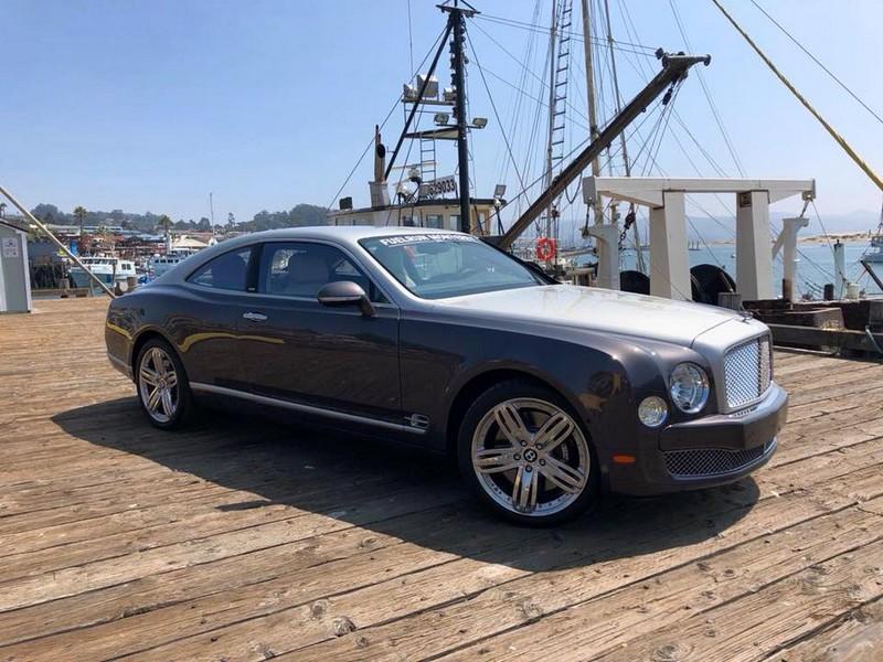 ARES DESIGN's Stunning Two-Door Bentley Mulsanne