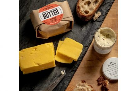 'Butter makes anything taste amazing': why Michelin-starred chefs dollop it on