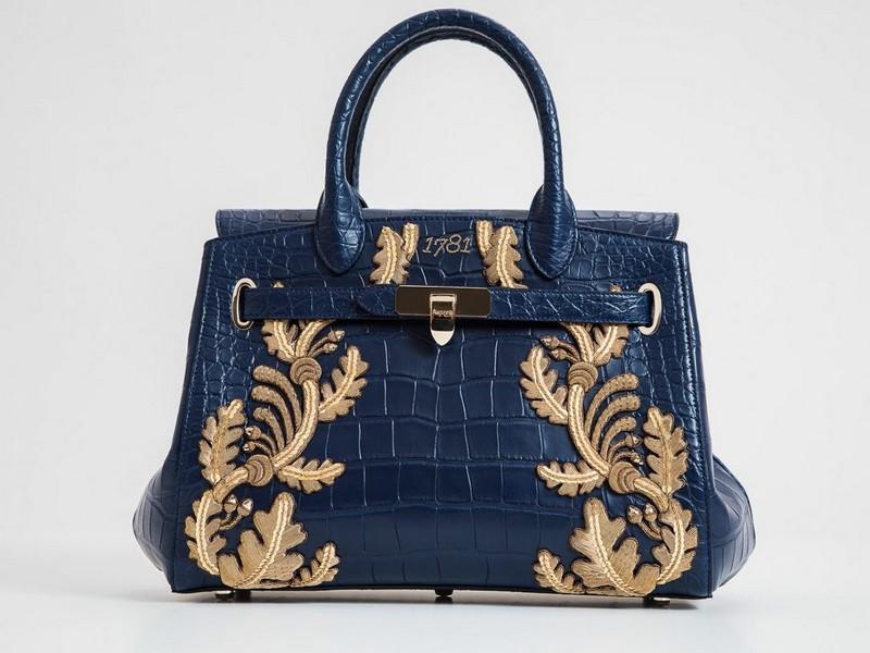 ASPREY THE 1781 WOODLAND bag