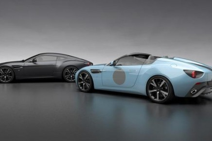 Vantage V12 Zagato Heritage Twins by R-Reforged do justice to Ugo Zagato's legacy
