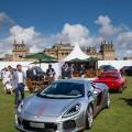 ATS GT supercar by Italian automotive constructor. Automobili Turismo e Sport debuts at Salon Prive 2017-