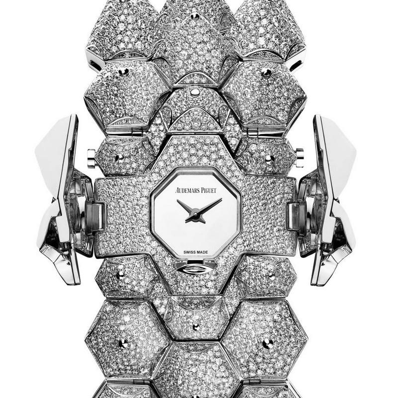 AUDEMARS PIGUET DIAMOND OUTRAGE timepiece
