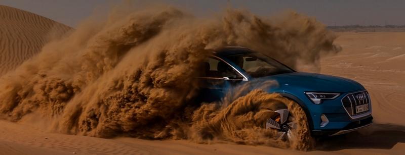 AUDI e-Tron - Electric has gone Audi