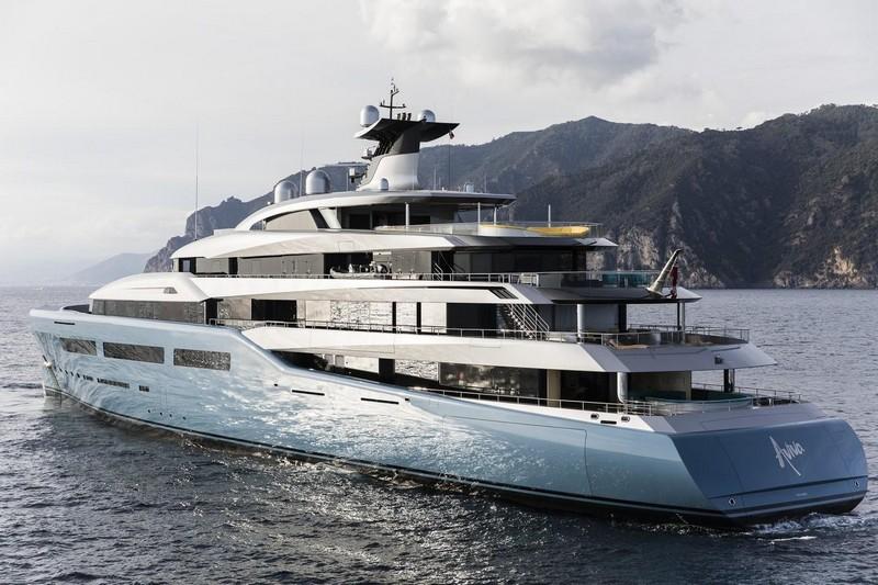 Abeking & Rasmussen Aviva Yacht