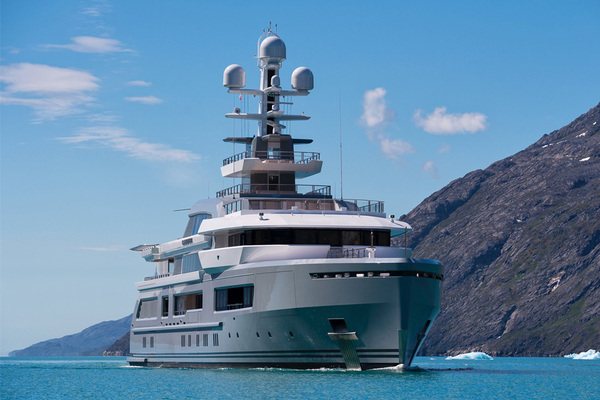 Abeking & Rasmussen Cloubreak Yacht