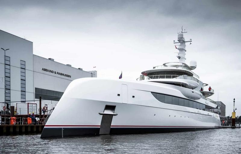 Abeking & Rasmussen Excellence megayacht 2019