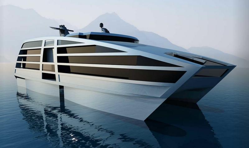 Abeking & Rasmussen Luxury Cruising ship