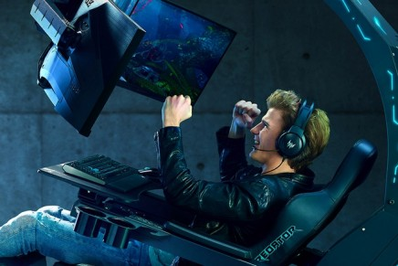 Your Thronos Air Awaits: Acer is putting you where the gaming action is
