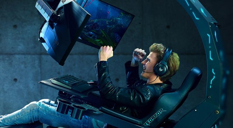 Acer Predator Thronos Air Gaming Chair 2019-
