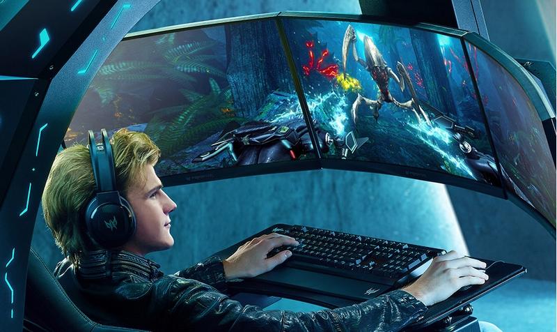 Acer Predator Thronos Air Gaming Chair 2019