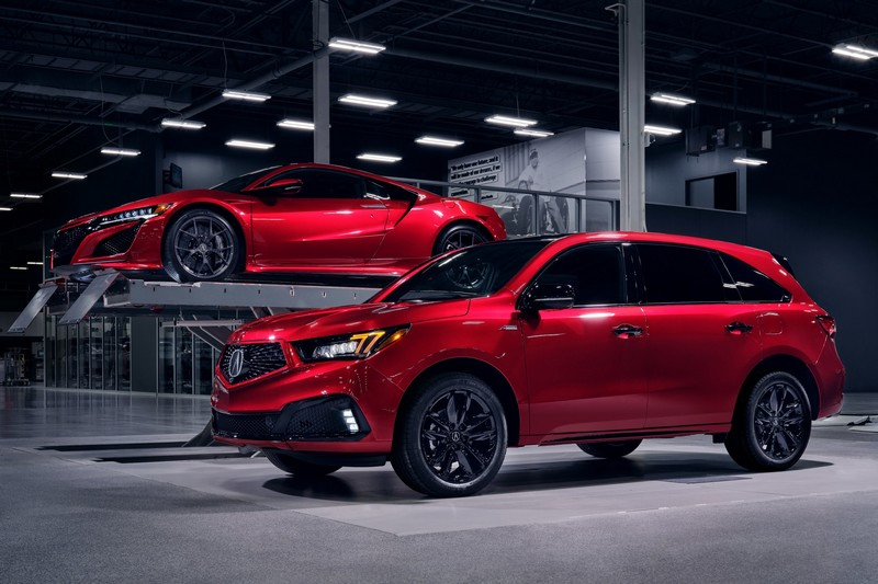 Acura MDX PMC Edition is the latest limited edition vehicle from Acura