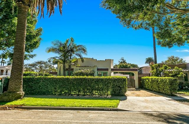 Adam Sinclair L.A. home March 2017 for sale