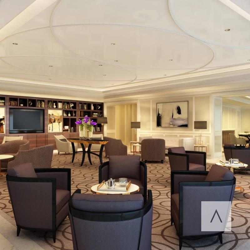 Address Boulevard - The exclusive Club Lounge is a versatile venue