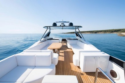 Adler Suprema is a yacht made to change the game