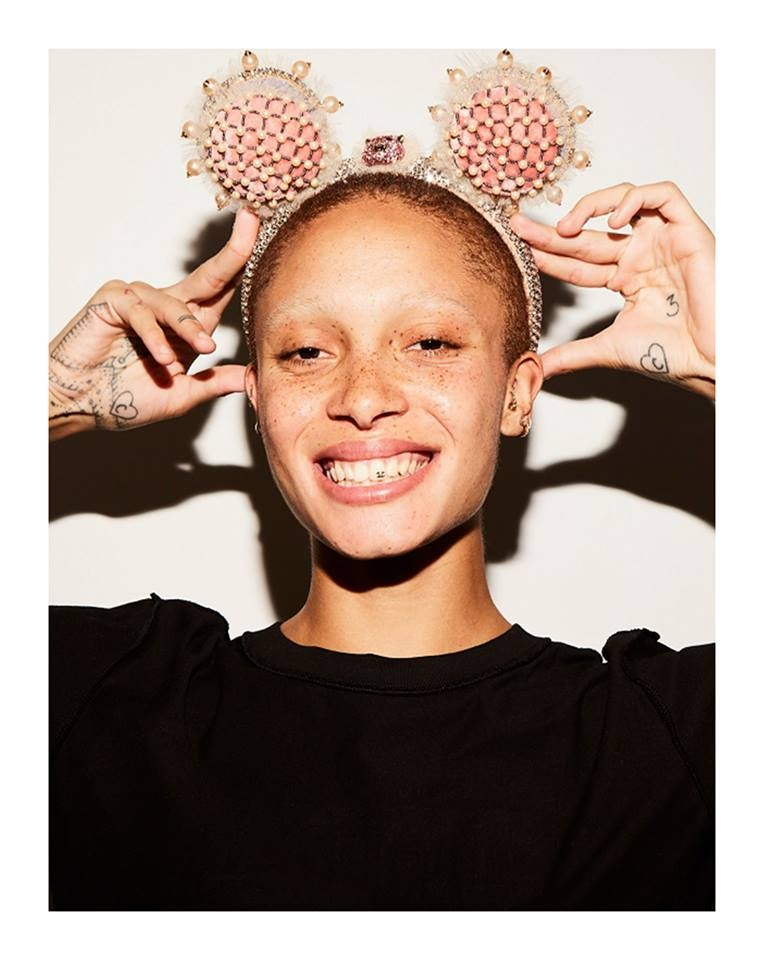 Adwoa Aboah for BBC Children in Need