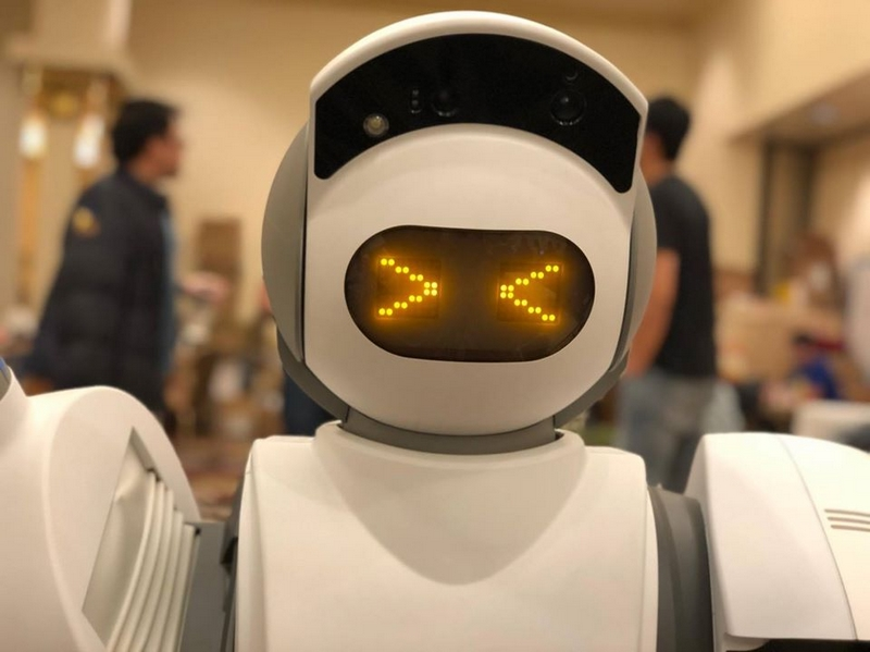 Aeolus Robotics Robot CES 2018