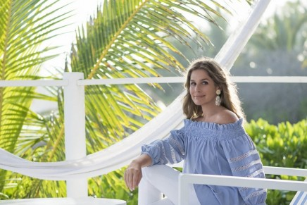 Aerin Lauder provides her insider advice for traveling to Bermuda and beyond