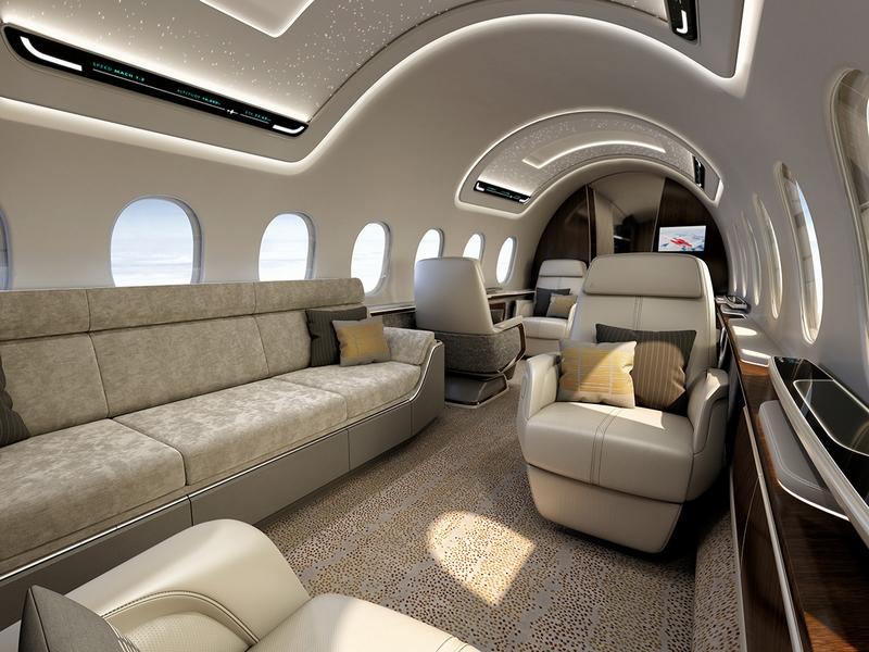 Aerion_AS2_supersonic bizjet-Interior_