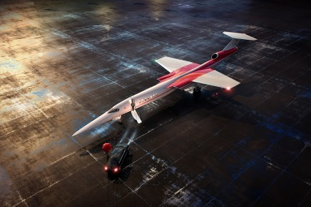 Supersonic renaissance announced by Aerion and Lockheed Martin