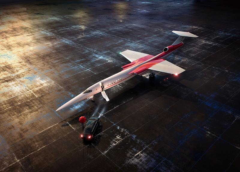 Aerion_AS2_supersonic bizjet-Umbrella_2017