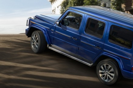 Mercedes-Benz G-Class: 'It is to regular 4x4s what Rambo is to reiki'