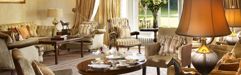 Afternoon tea - The Greenway Hotel & Spa, a Luxury Country Hotel in Gloucestershire