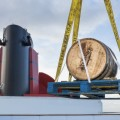 Cunard - Jack Daniel's barrel