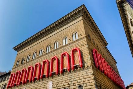 Ai Weiwei major retrospective. Libero at Palazzo Strozzi in Florence