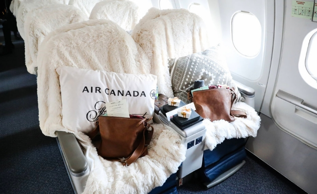 Air Canada - Fairmont Apres in The Air - Canada 150-2017
