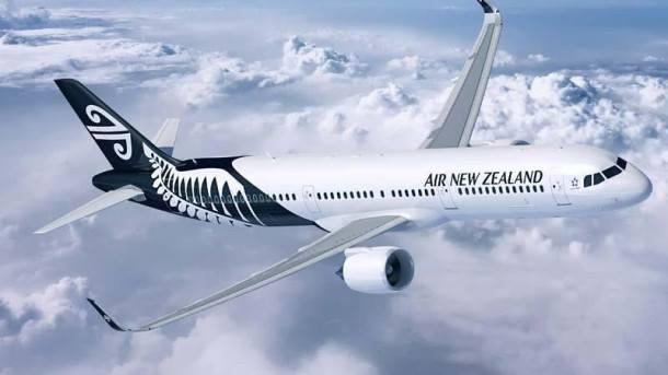 Air New Zeealand -