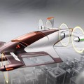 Airbus Group's Project Vahana flying car concept