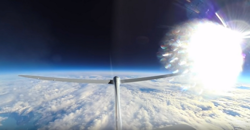 Airbus Perlan Mission II is making aviation history 2018-