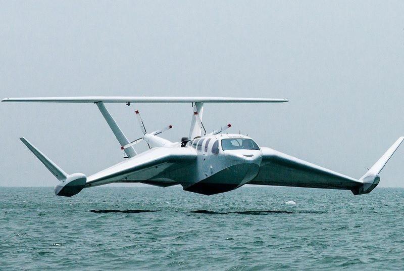 Airfish 8 WIG craft