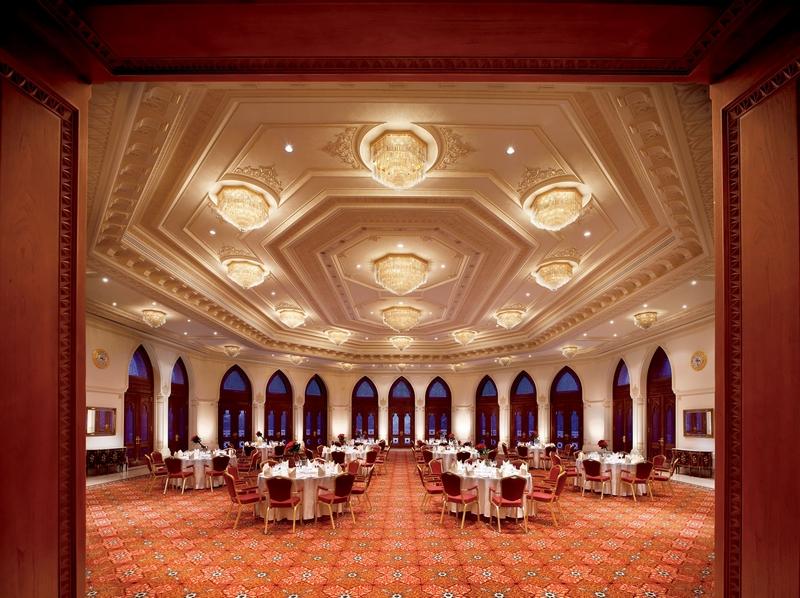 Al Bustan Palace Oman 2018-05