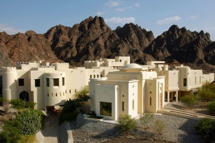 Famous Al Bustan Palace Oman has been reimagined