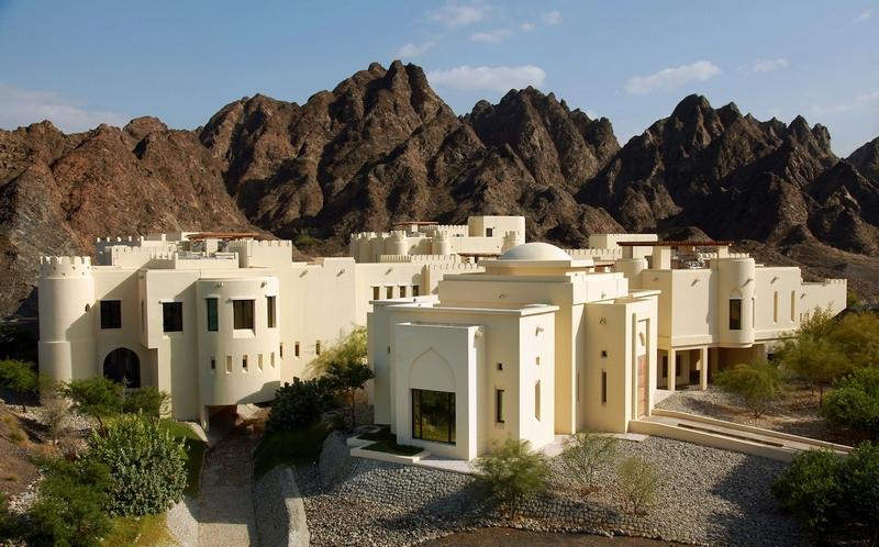 Al Bustan Palace Oman 2018-06