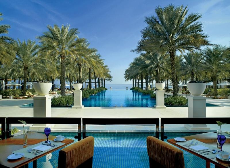 Al Bustan Palace Oman 2018-07