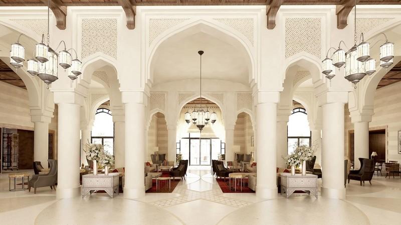 Al Manara, a Luxury Collection Hotel, Saraya Aqaba-lobby