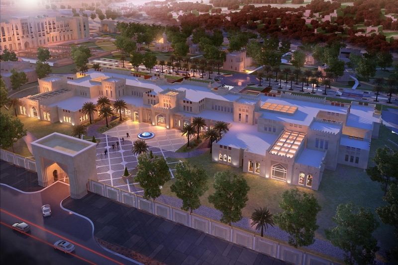 Al Messila, A Luxury Collection Resort & Spa in Doha - Exterior