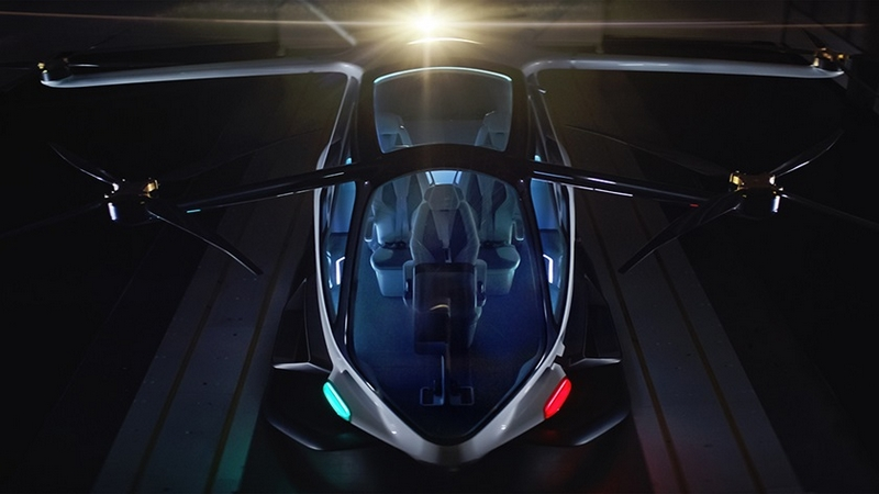Alakai Skai is the world's first zero-emission hydrogen-fuel-cell-powered aircraft-2019