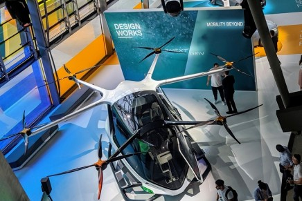 Skai – the world's first zero-emission hydrogen-fuel-cell-powered aircraft