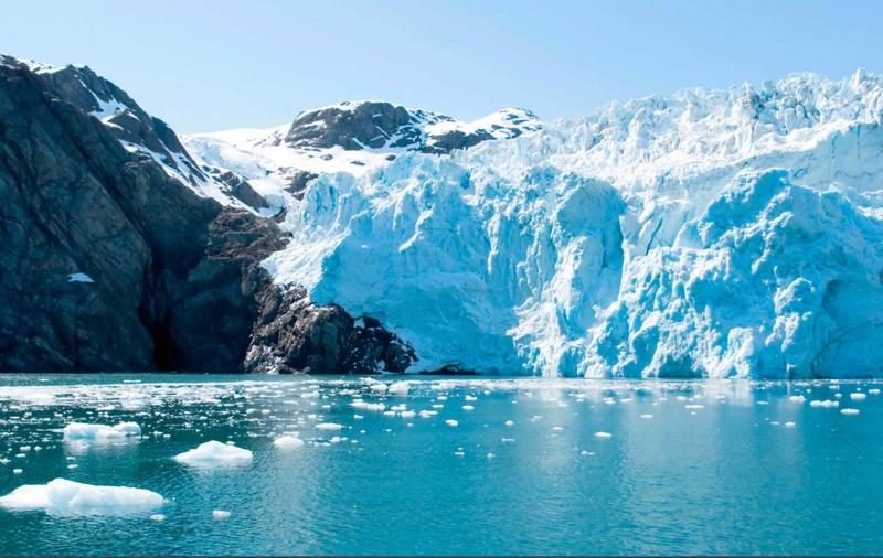 Alaska Sojourn 2017 - Hubbard Glacier
